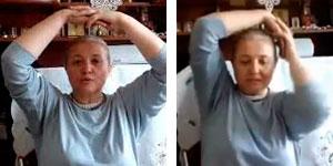 № 6 Восстановление биополя в области головы Тибетской гормональной гимнастики