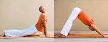 Тибетское упражнение №5 из комплекса