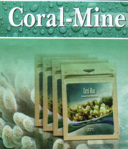 Корал-Майн - природный фильт для воды
