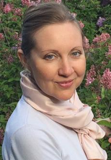 Гераскина Лилия Равильевна Кандидат медицинских наук, врач информационной медицины, иммунолог