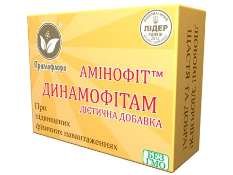 Динамофит при повышенных физических нагрузках
